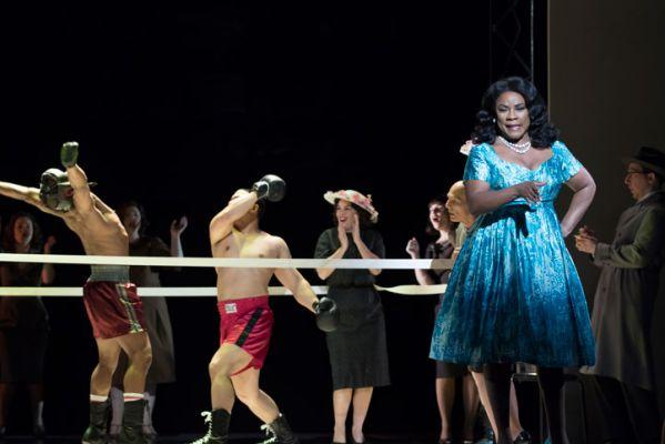 Michigan Opera Theatre: Champion