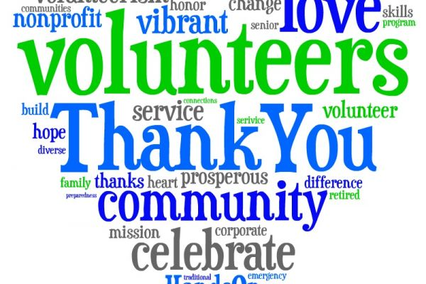 How to Volunteer in our Community