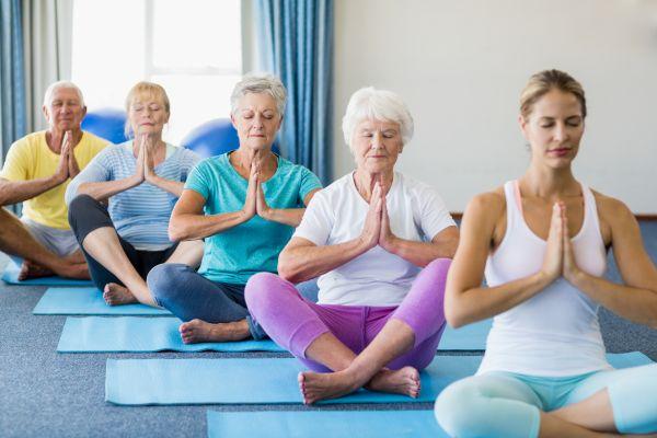 Spring Yoga Workshop
