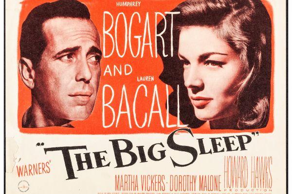Dinner & a Classic - The Big Sleep