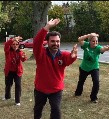 Tai Chi at Next - New!