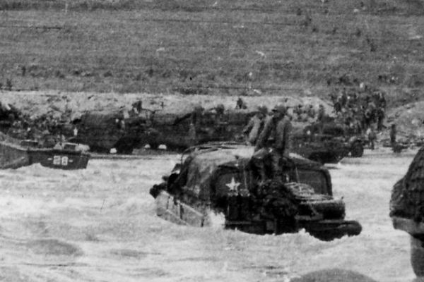 D-Day June 6, 1944 Revisited