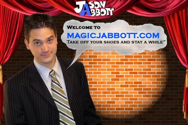 Magic, Funny Side Up with Jason Abbott