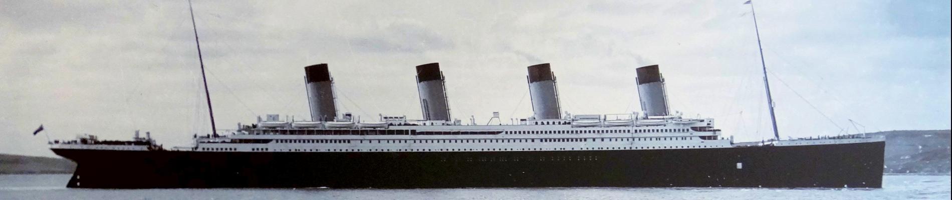 Of Icebergs & Inquiries: Michiganders on the Titanic