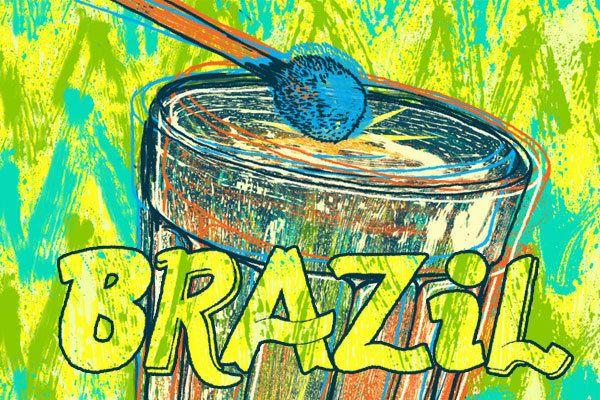 A Brazilian Love Affair