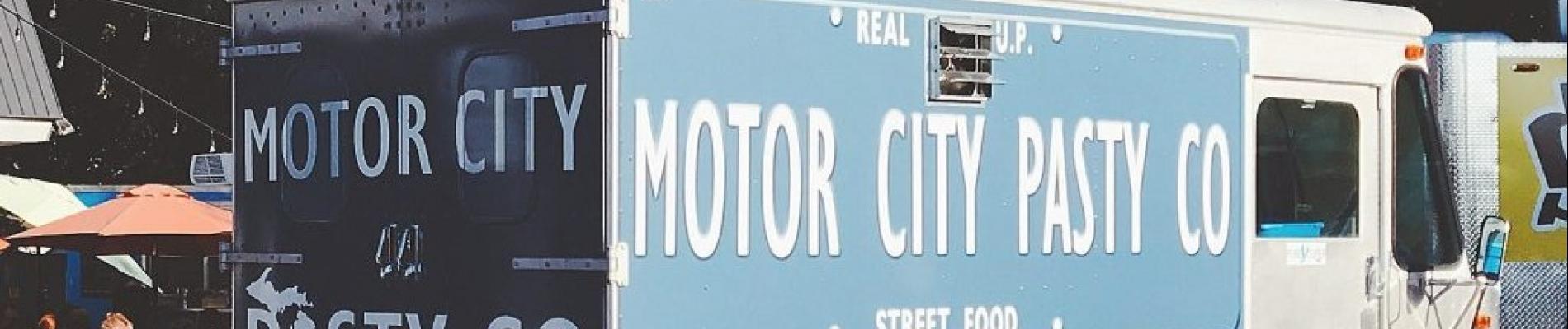 Food Truck Friday - Motor City Pasty!