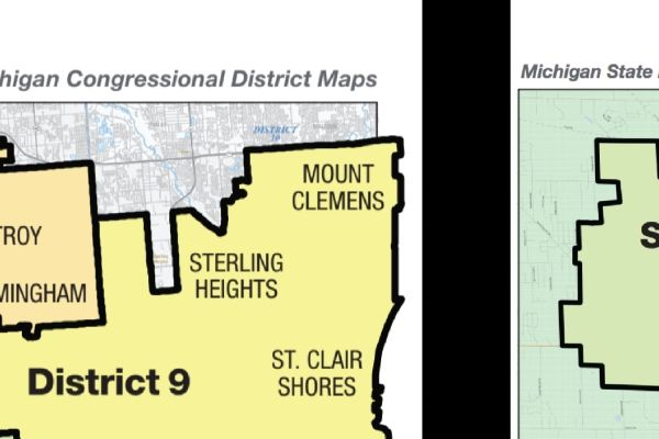 Redistricting Update and Town Hall