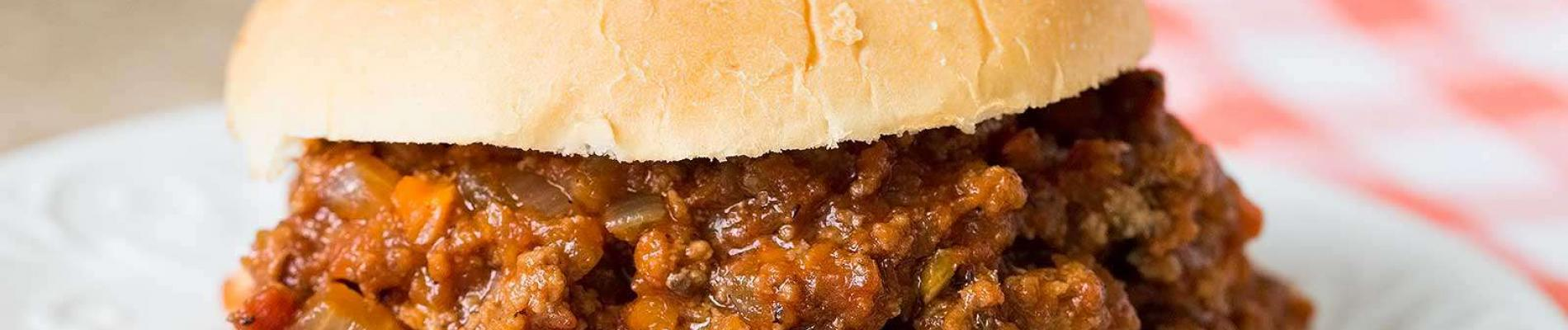 Sloppy Joes in the Next Courtyard!