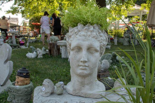 Anniversary Gardens - Troy Garden Walk