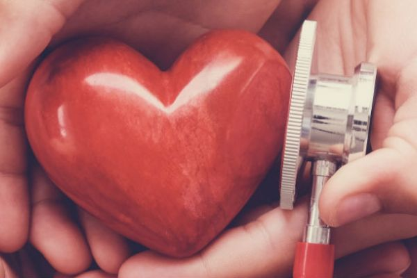 All you need is love…for your heart