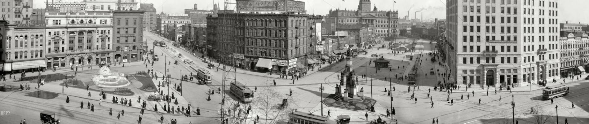 Boom Town: Detroit in the Roaring 20's!