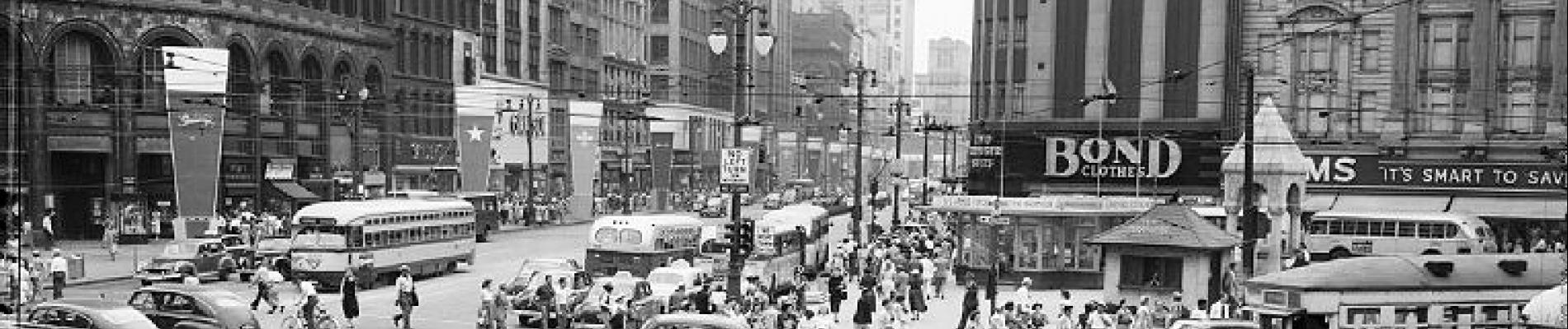 Detroit: Early Detroit History