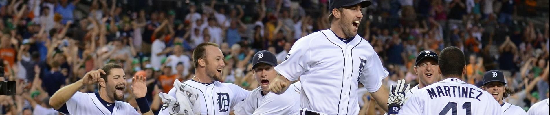 Detroit Tigers Opening Day - at Next!