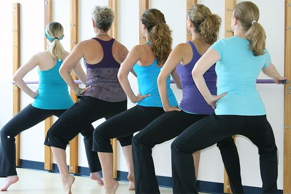 Saturday at the Barre - Seated Barre Class