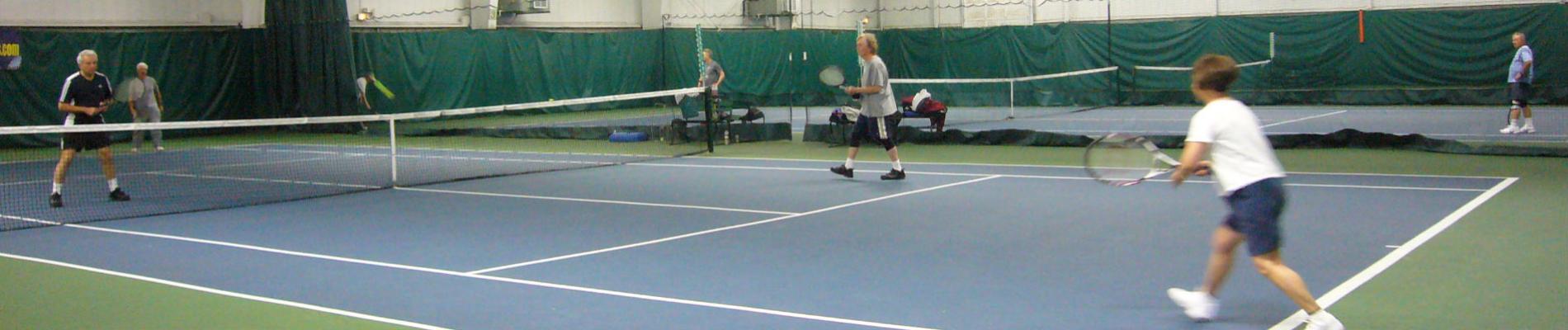 Tennis League – Mixed Doubles