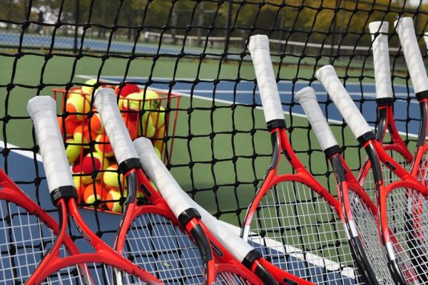 Tennis League – Mixed Doubles