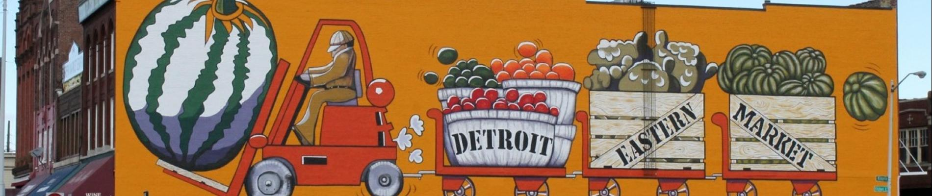 The Markets of Detroit