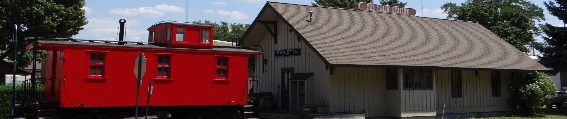 Historic Train Depots of Michigan