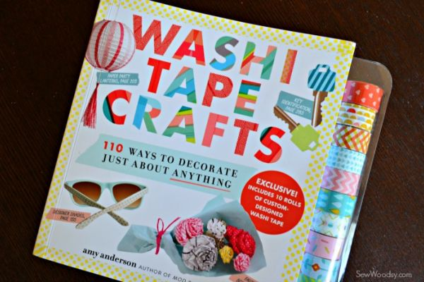 Crafting with Japanese Washi tape