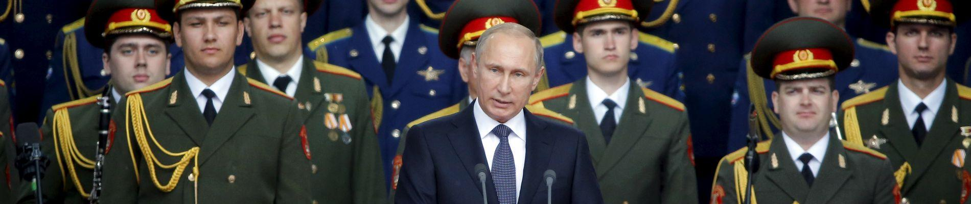 The Rise of Putin's Russia
