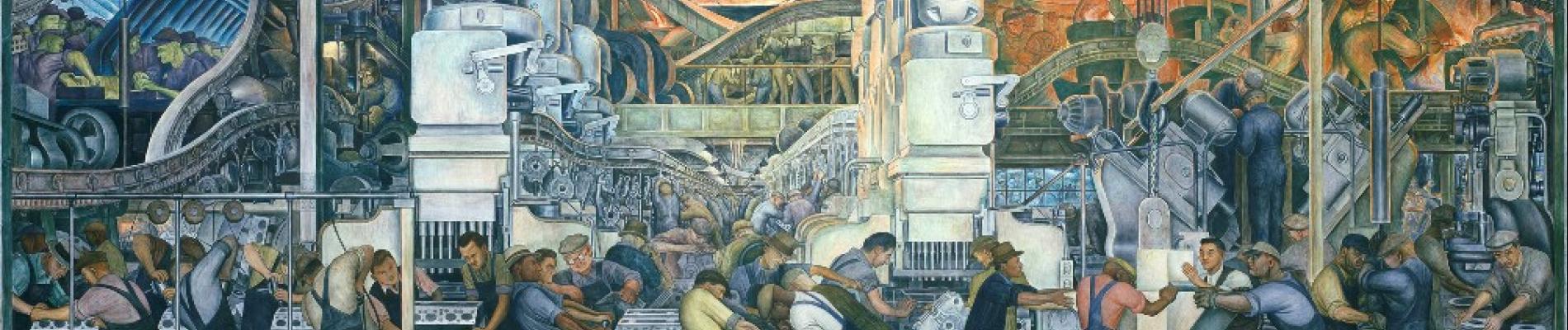 The DIA Presents Diego Rivera