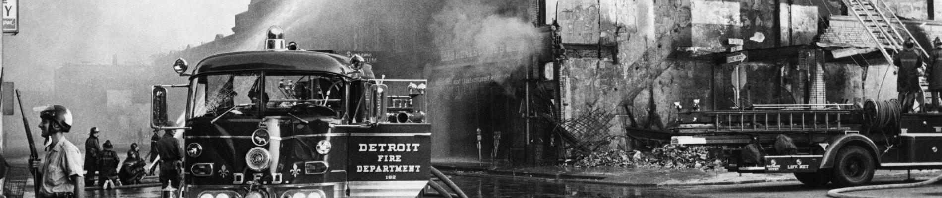 The Impact of the Detroit Riots on the City's Decline