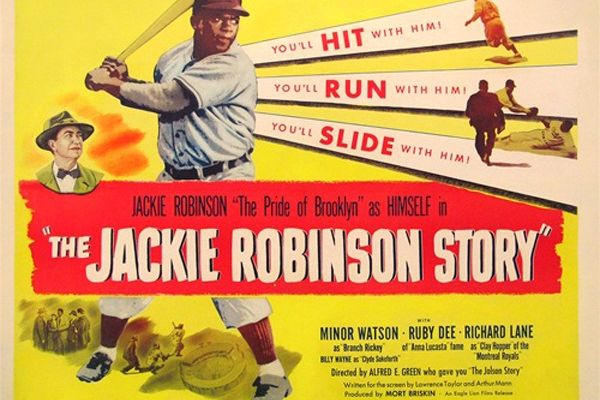 The Jackie Robinson Story - Dinner and a Classic