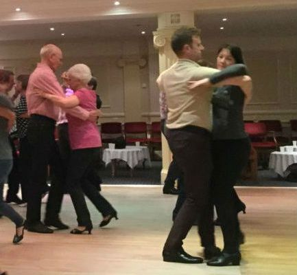 Ballroom Dancing: Learn the Fox Trot!