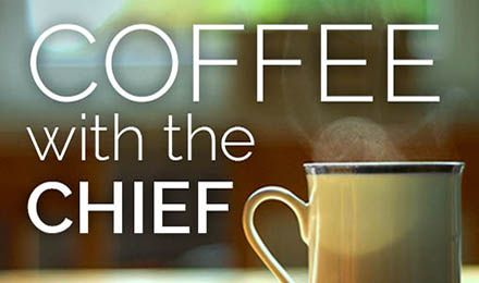 Coffee with the Police Chief