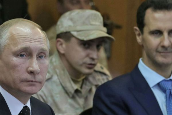 The Russian, Iranian & Syrian Allianace