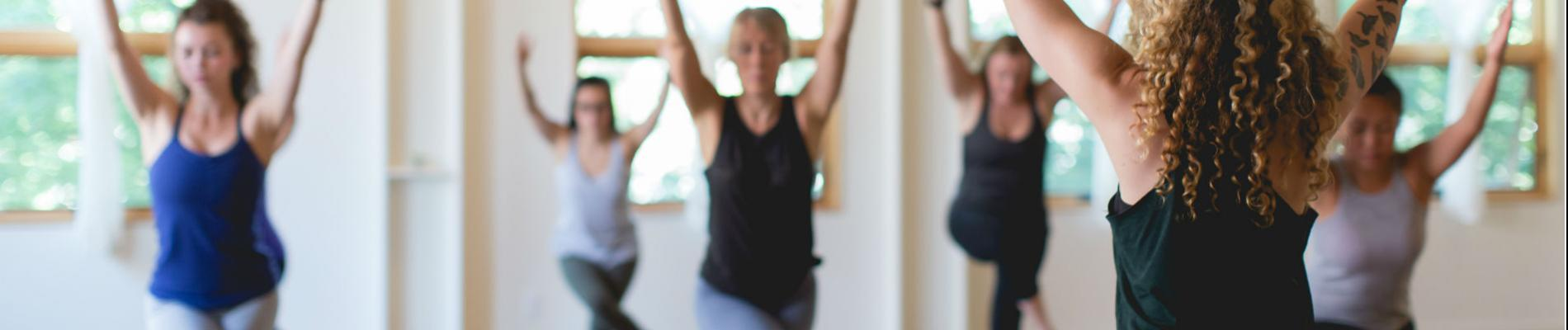 Slow Flow Yoga - New!