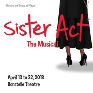 WSU Bonstelle Threatre: Sister Act