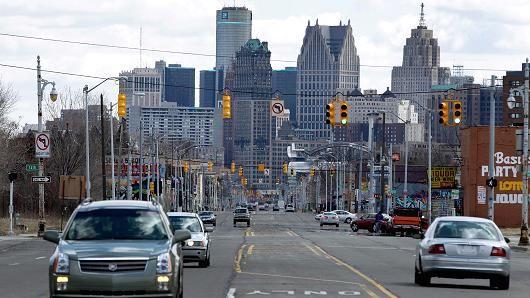 Detroit's Architectural Revitalization!