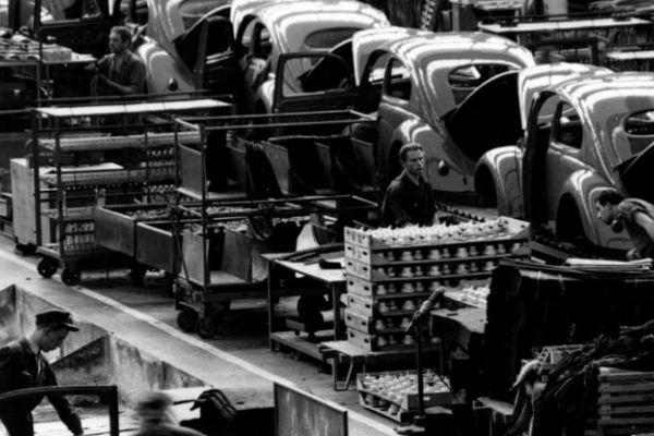 Detroit Postwar Auto Workers