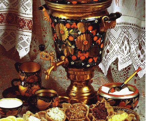 Royal Eagle Russian Tea Luncheon
