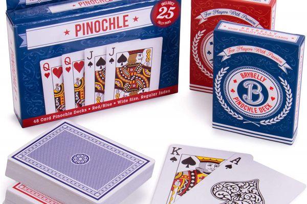 Pinochle- Drop in