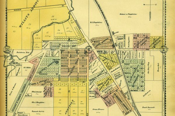 Birmingham Bicentennial- The Saginaw Trail