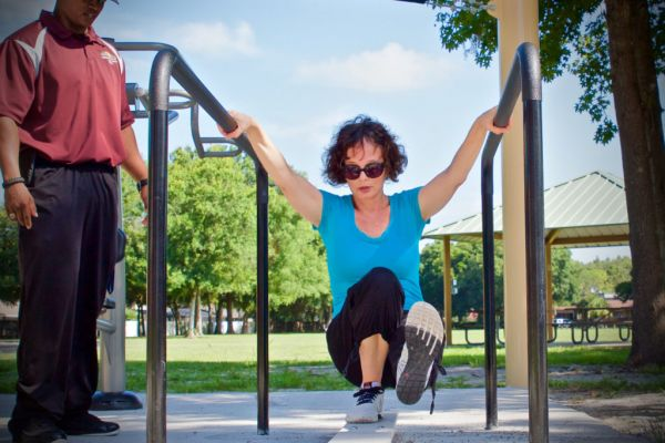 New!  Fit Park Circuit Training
