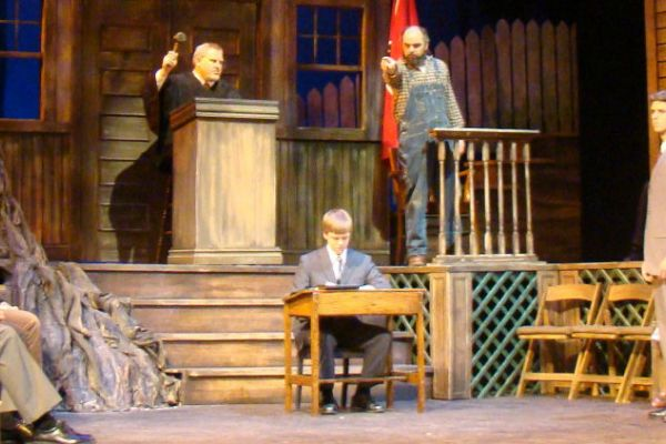 Stratford Festival - To Kill a Mockingbird