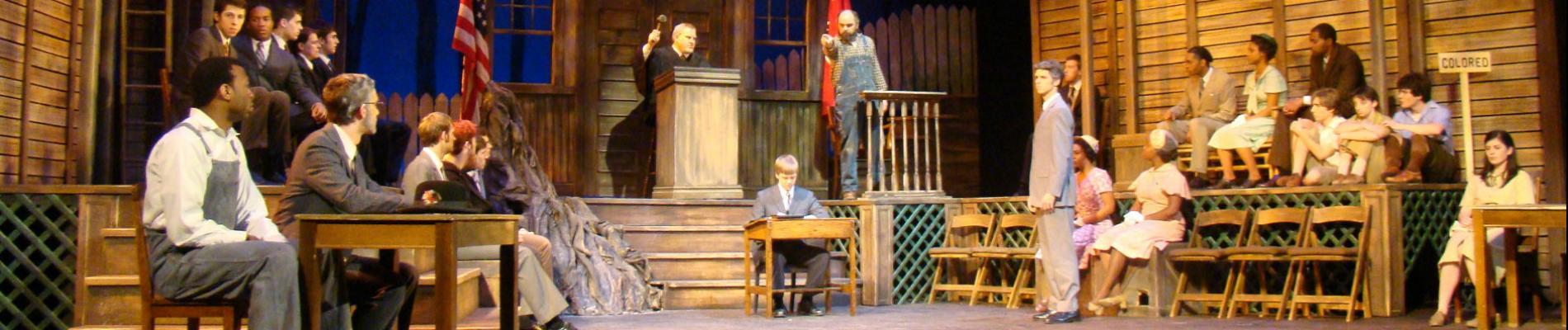 Stratford Festival - To Kill a Mockingbird
