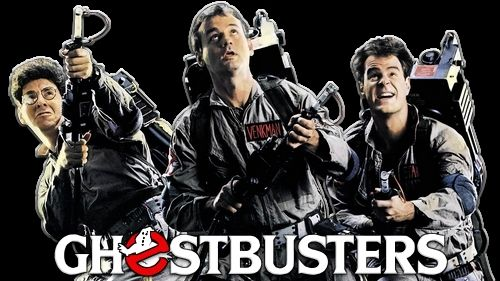 Ghostbusters: Dinner and a Classic