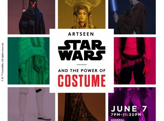DIA:Star Wars & The Power of Costume