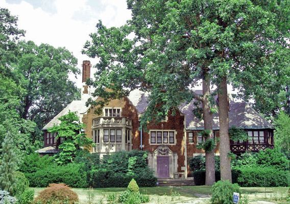 Designers Show House Tour - The Charles T. Fisher Mansion