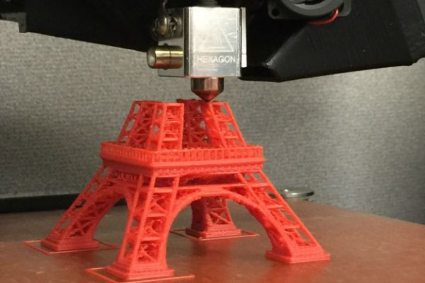 3D Printing Show & Tell