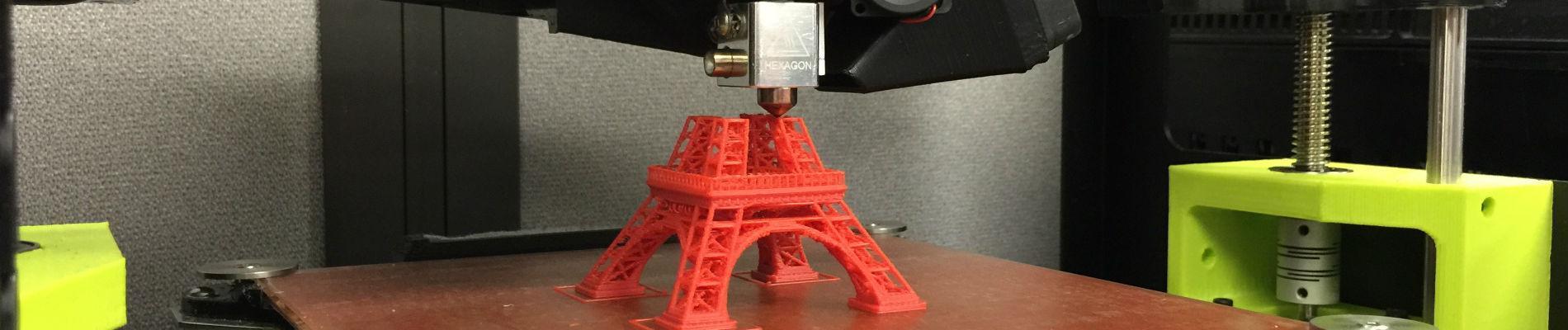 3D Printing Show & Tell
