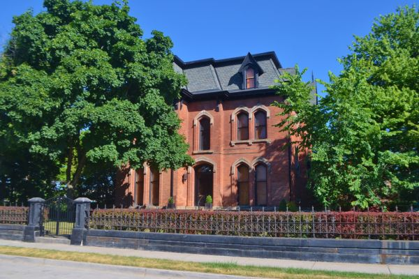 Art House: The Elisha Taylor Home in Brush Park