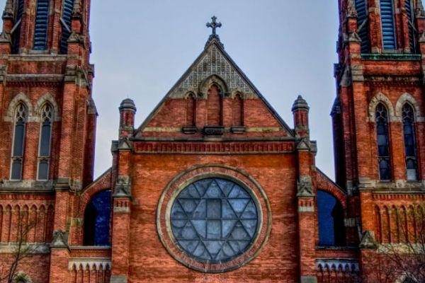 Ste. Anne de Detroit Catholic Church