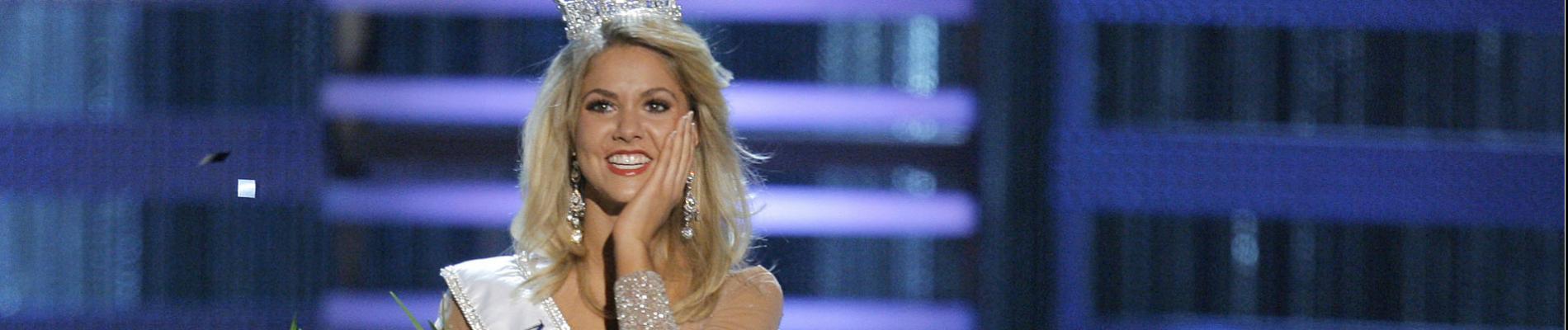 Miss America!