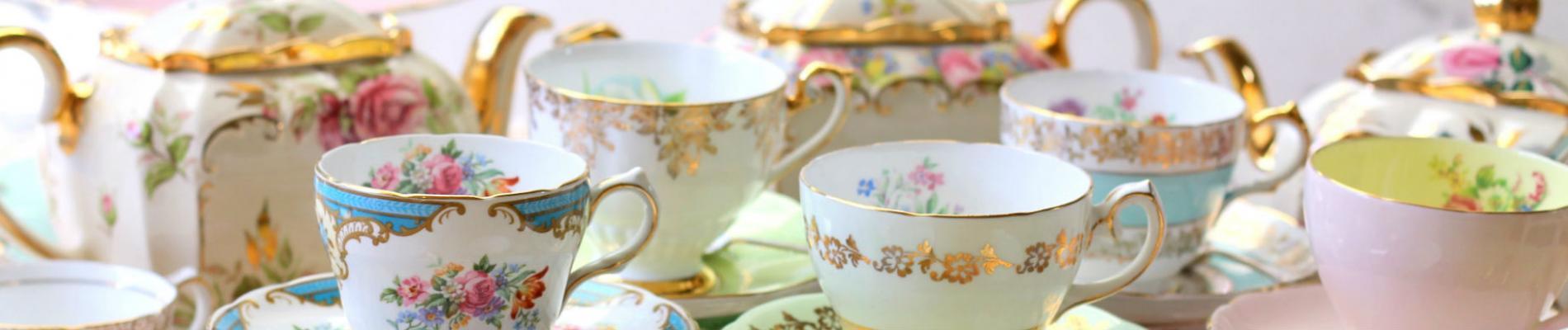 Holiday Afternoon Royal Tea