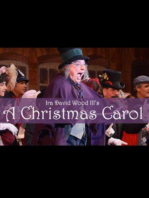 Bonstelle Theatre Wayne State - A Christmas Carol